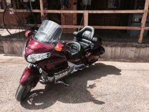 goldwing in oatman az