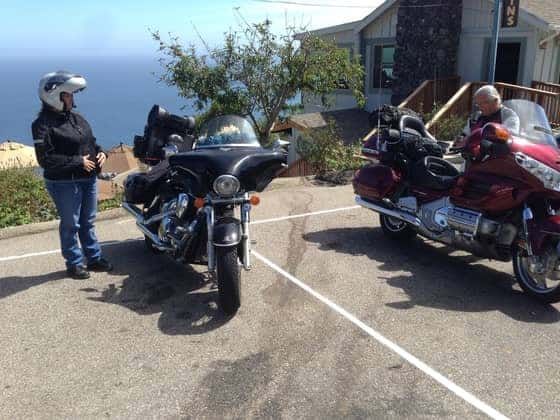 pacific coast higway motorcycle ride