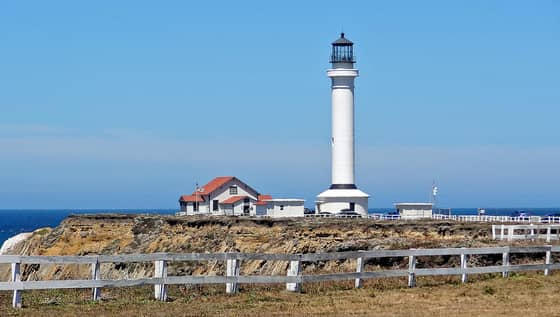 point arena lighthouse ca